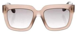 Givenchy Gradient Square Sunglasses