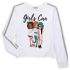 Miss Popular Girl's Graphic Tee