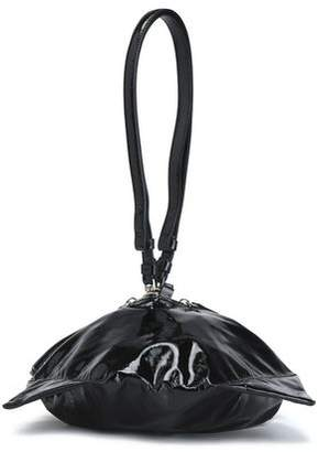 Maison Margiela Convertible Patent-Leather Wristlet Bag