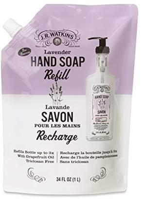 JR Watkins Liquid Hand Soap Refill Pouch