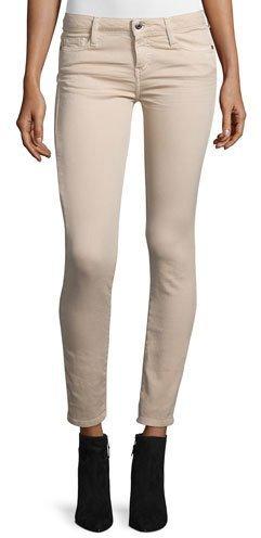 IROIro Jarodcla Stretch Denim Ankle Jeans, Nude