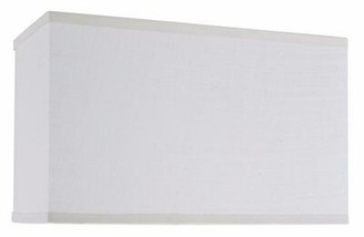 "Darby Home Co 16"" Linen Rectangular Lamp Shade Darby Home Co"