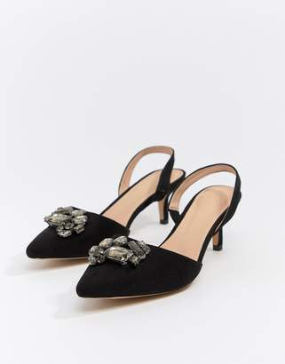 Coast Ciara embellished shoes