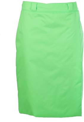 Prada Hi Rise Skirt