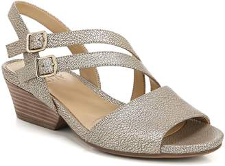 Naturalizer Gigi Metallic Sandal