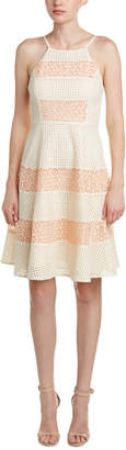 Champagne & Strawberry Champagne & Strawberries Lace A-Line Dress