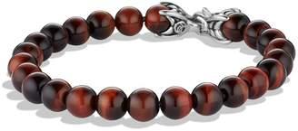 David Yurman 'Spiritual Beads' Bracelet with Tiger's Eye