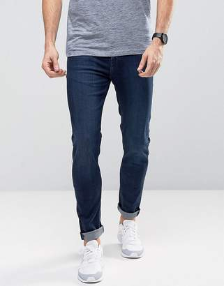Cheap Monday Tight Skinny Jeans Ink Blue