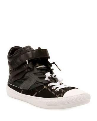 Maison Margiela Men's Composite High-Top Sneakers
