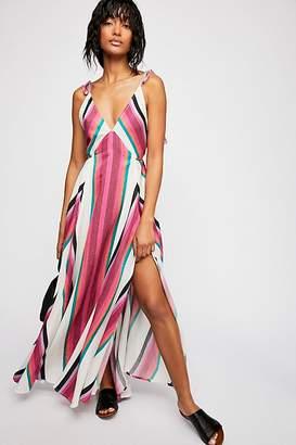 The Endless Summer Neon Lights Maxi Dress