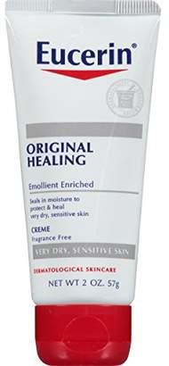 Eucerin Original Healing Rich Creme 2 Ounce (Pack of 6)