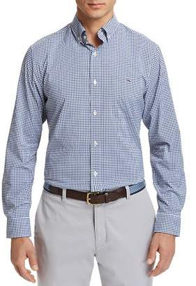 Vineyard Vines Performance Grand Cay Gingham Classic Fit Button-Down Shirt
