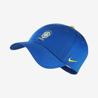 Nike Brasil CBF H86 Core Adjustable Hat
