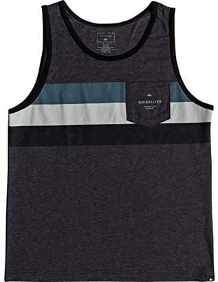 Quiksilver Men's Peaceful Progression Tank Top Tee Shirt