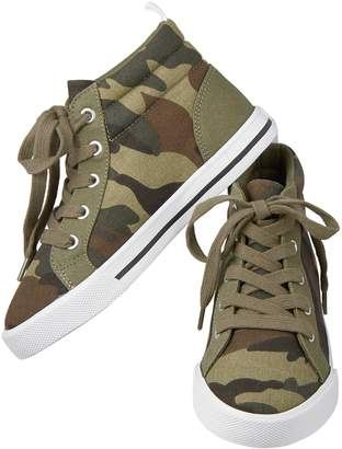 Crazy 8 Crazy8 Camo High-Top Sneakers