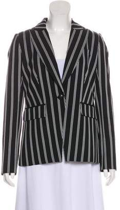 Veronica Beard Structured Long Sleeve Blazer