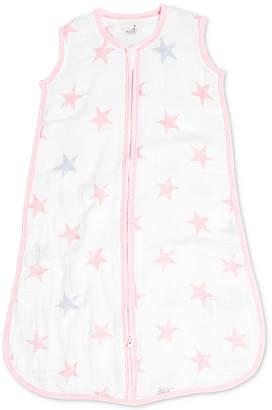 Aden Anais Aden By Aden + Anais aden by aden + anais Doll Cotton Printed Sleeping Bag, Baby Girls