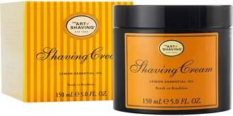 The Art of Shaving Men's Shave Cream - Lemon