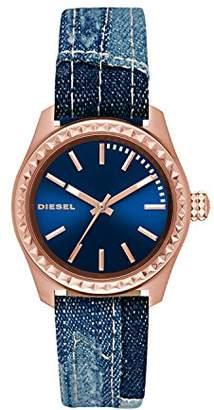 Diesel Women's 'Kray Kray' Quartz Stainless Steel and Cloth Watch