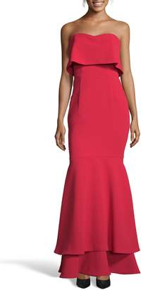 Xscape Evenings Tiered Mermaid Gown