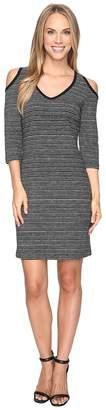 Karen Kane Cold Shoulder Sheath Dress Women's Dress