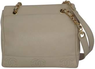 Chanel Camera leather tote
