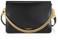 Givenchy Cross3 Leoaprd Side Leather Crossbody Bag