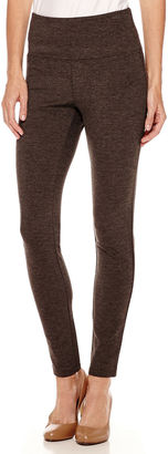 LIZ CLAIBORNE Liz Claiborne Secretly Slender Ankle Leggings - Tall $48 thestylecure.com