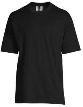 Versace Cotton Crew T-Shirt