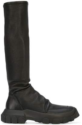 Rick Owens Tractor sock boots