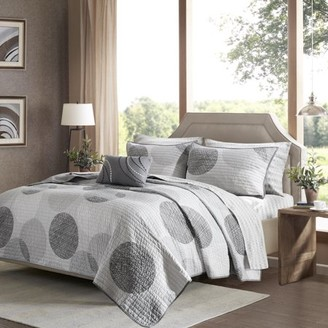 Home Essence Cabrillo Bed in a Bag Coverlet Bedding Set