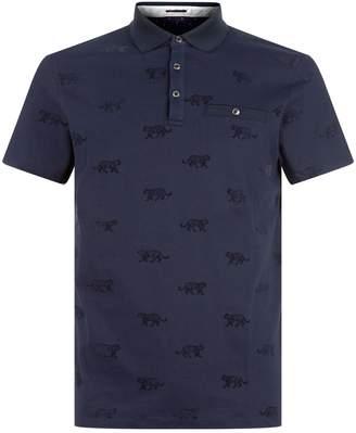 Ted Baker Tigors Polo Shirt