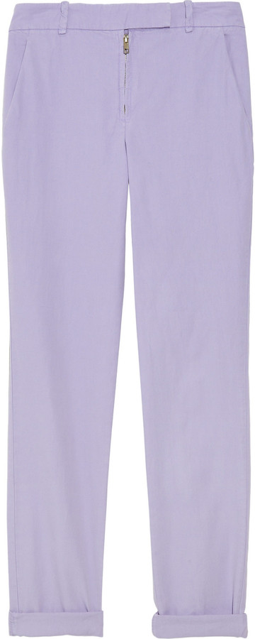 A.L.C. Danny cotton pants
