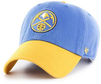 '47 Denver Nuggets 2-Tone Clean Up Cap
