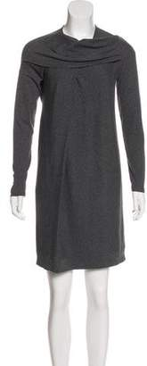 Brunello Cucinelli Knit Sweater Dress