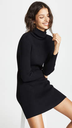Baja East Turtleneck Tunic