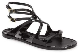 Jimmy Choo Lance Gladiator Jelly Sandal