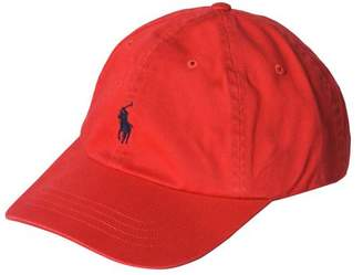 Polo Ralph Lauren Red Hats For Men - ShopStyle UK e921fe8dbda