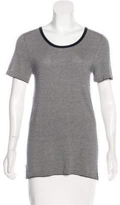 Jenni Kayne Striped Short Sleeve Top w/ Tags