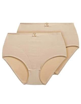 Exquisite Form Women's Medium Control Shaper Brief Panty