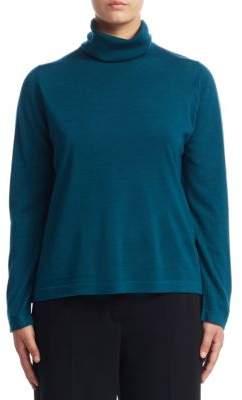 Marina Rinaldi Marina Rinaldi, Plus Size Plus Turtleneck Wool Sweater