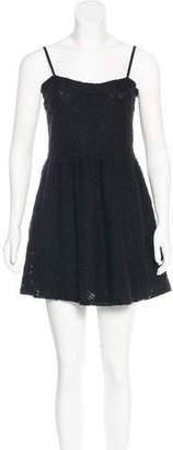 Band Of Outsiders Sleeveless Mini Dress