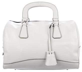 Prada Vitello Box Handle Bag