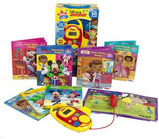 Disney Disney's Sing With Me Jr. Sing-Along Music Player & 8-Book Set