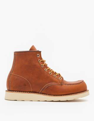 Red Wing Shoes 875 6-Inch Moc