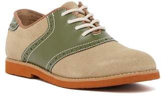 Florsheim Kennett Jr. Suede Saddle Shoe (Toddler, Little Kid, & Big Kid)