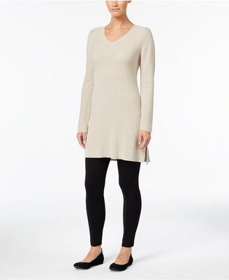 Style & Co. V-Neck Tunic Sweater, Only at Macy's $49.50 thestylecure.com