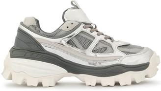 Juun.J chunky platform sneakers