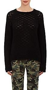 Nili Lotan Women's Millie Alpaca-Silk Sweater - Black