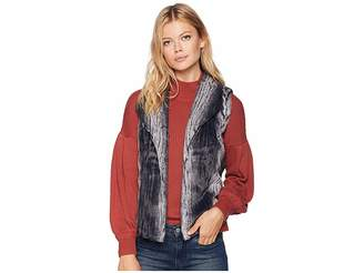 Tribal Fur Vest